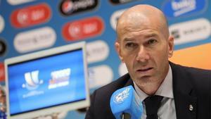 Zidane: Estamos preparados