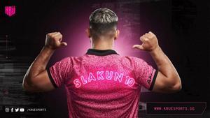 El Kun Agüero ha lanzado su equipò de e-Sports