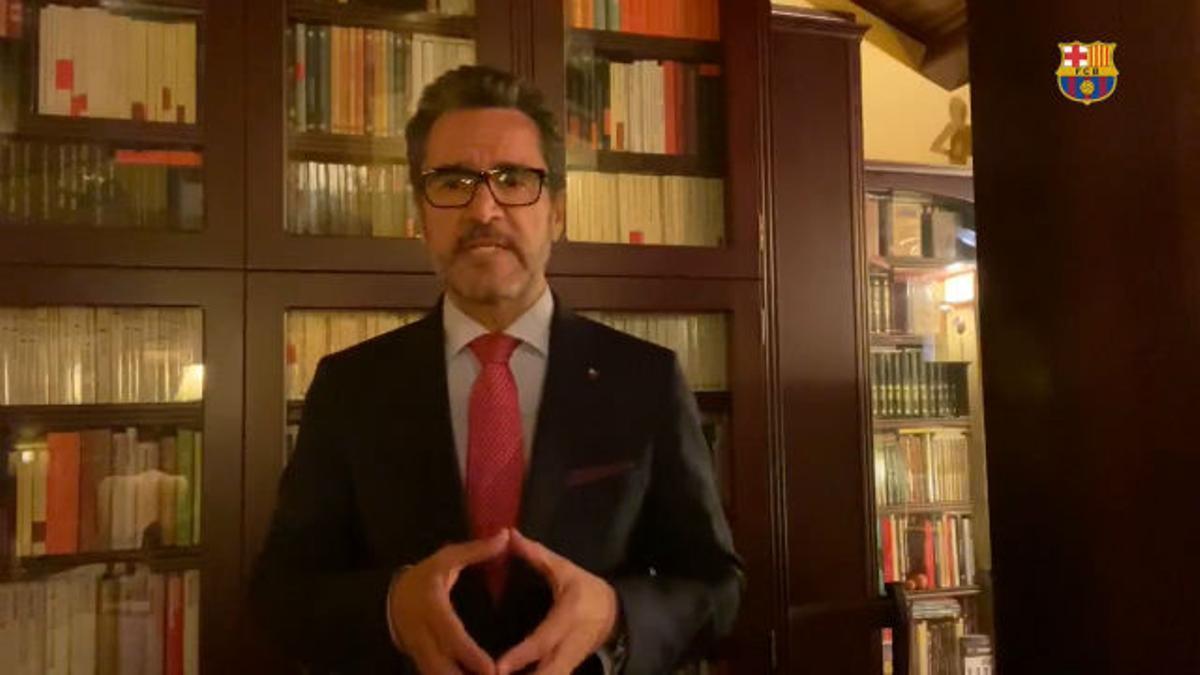 Josep Vives explica cómo será la remodelación de la Junta