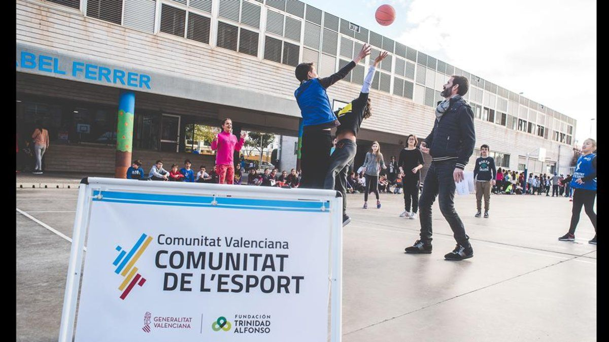 Iniciativa pionera, impulsada por la Generalitat Valenciana y la Fundación Trinidad Alfonso