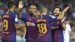 El Barça se da un festín ante el Huesca - LaLiga