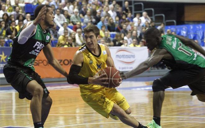 Richotti, uno de los jugadores más importantes del Iberostar Tenerife
