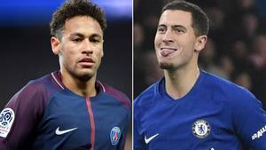 Florentino se debare entre Neymar y Hazard