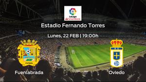 Previa del partido: el CF Fuenlabrada recibe al Real Oviedo en la vigésimo sexta jornada