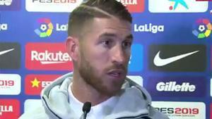 Ramos: La culpa es de los jugadores, hemos regalado 45 minutos