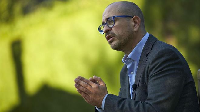 Jordi Farré: Si soy presidente espero que Leo firme