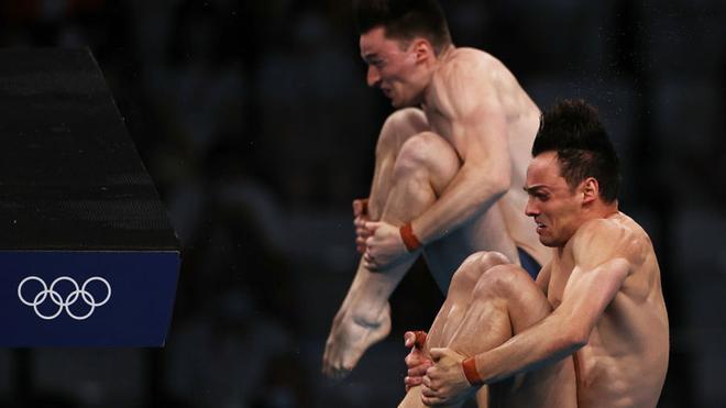 """Tom Daley: """"Soy gay y campeón olímpico"""""""
