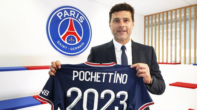 Pochettino renueva con el PSG hasta 2023