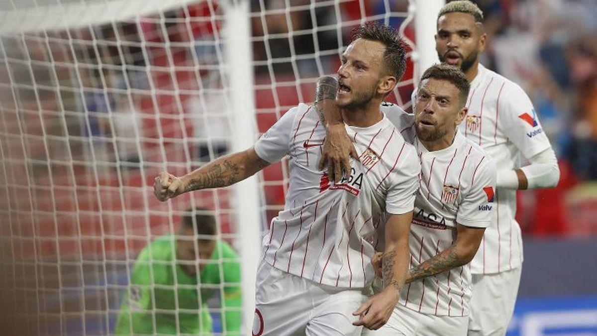 El Sevilla es el equipo favorito para llevarse el Grupo G de la Champions League