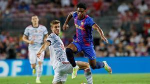 Balde: Debutar con el Barça fue un sueño, llevo trabajando desd elos siete años
