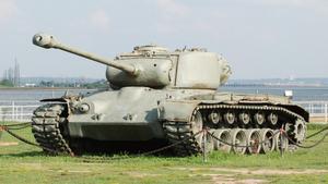 Ahora puedes conducir un tanque estadounidense de la Segunda Guerra Mundial
