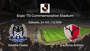 Previa del encuentro de la jornada 2: Gamba Osaka - Kashima Antlers