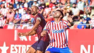 El resumen de la derrota del Girona ante el Huesca