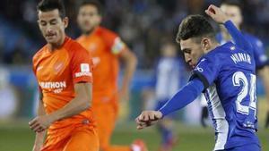 LALIGA | Alavés, 1 - Málaga, 0