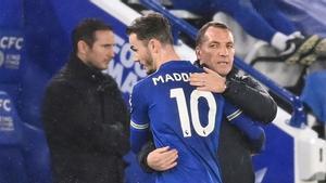 Rodgers descubre el secreto de Maddison