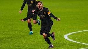 Con Messi enchufado, el Barça puede aspirar a todo
