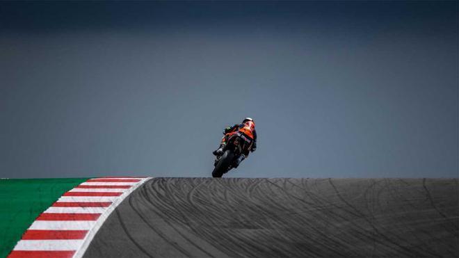 Migno se lleva la pole en Moto 3