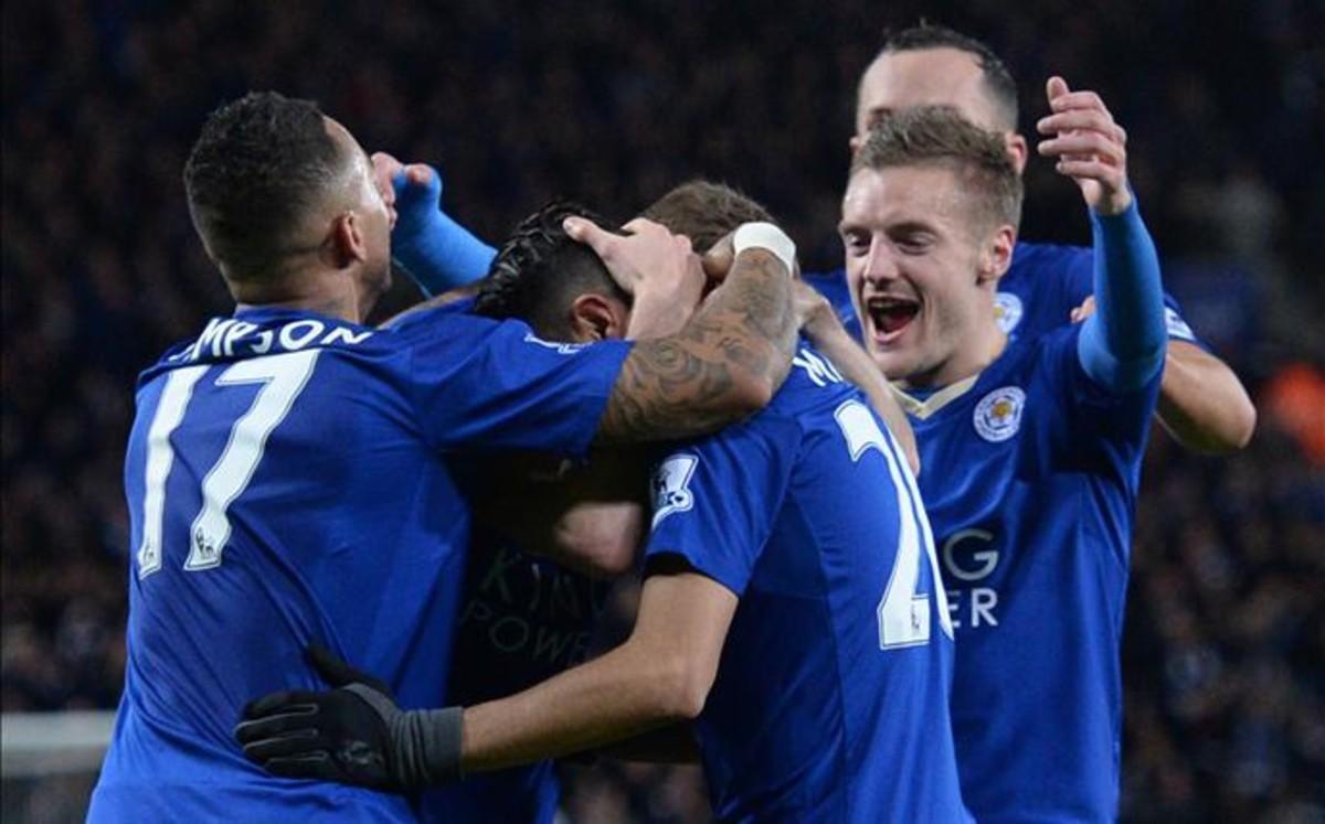 El Leicester está a 9 jornadas de completar la gesta