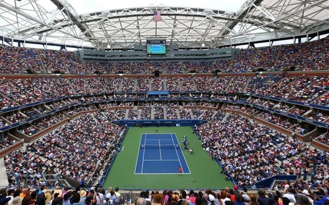 La final masculina del US Open hará historia... en la silla del árbitro
