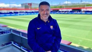 """García Pimienta: """"Pase lo que pase en Play-off, la temporada es un éxito"""""""