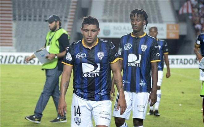 El Independiente del Valle ganó en Ecuador