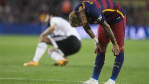 Neymar, uno de los jugadores afectados por temas extradeportivos