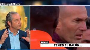 Muy agresivos esta noche. Así fue la última charla de Zidane, antes del duelo ante el Chelsea, que está dando mucho de qué hablar
