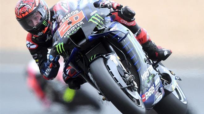 La carrera de MotoGP del GP de Francia