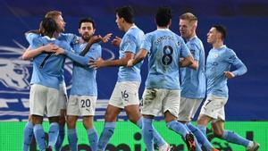 El Manchester City golea al Chelsea