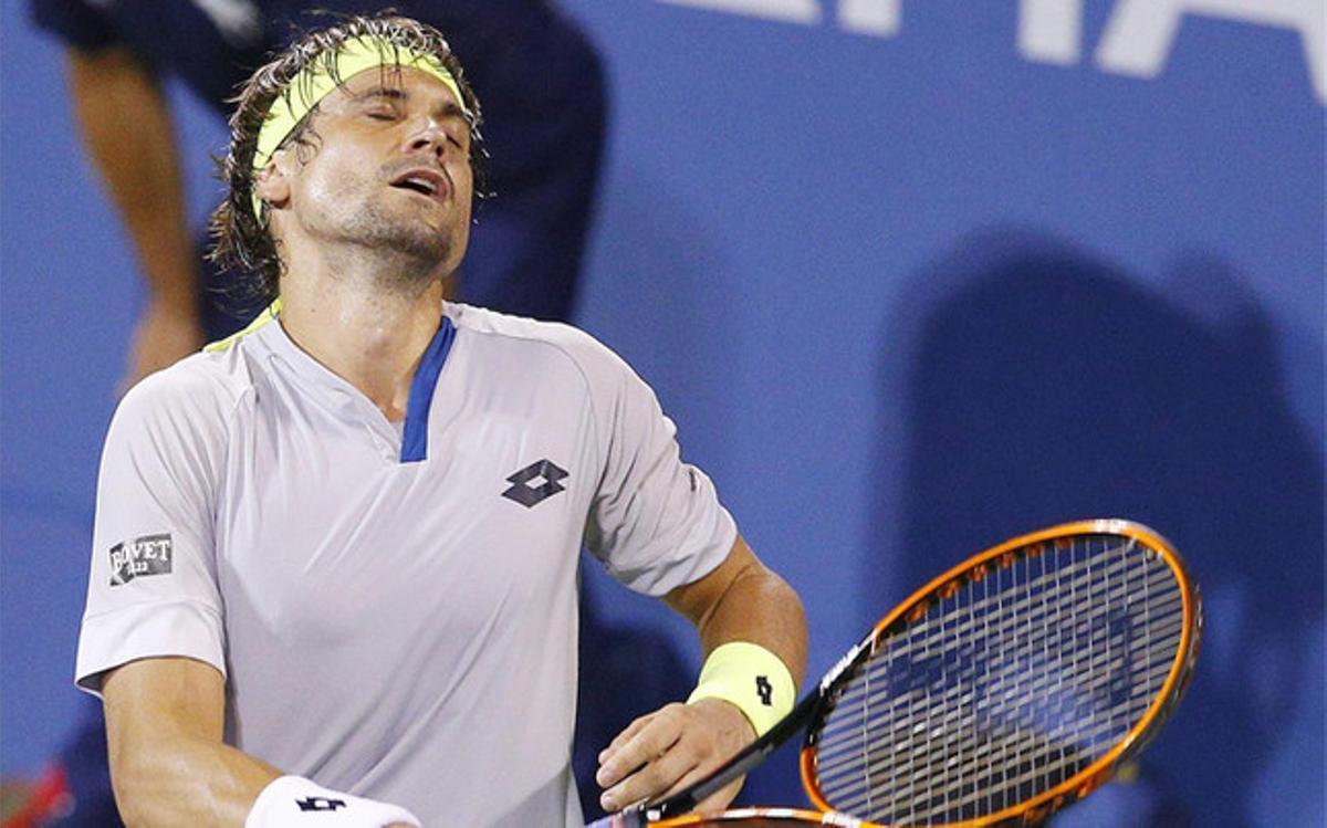Ferrer no tuvo buenas sensaciones ante Chardy