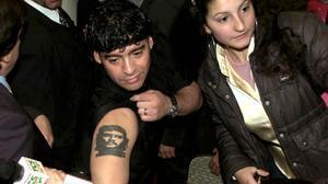 La relación de Maradona con Cuba: su pueblo recuerda a Diego