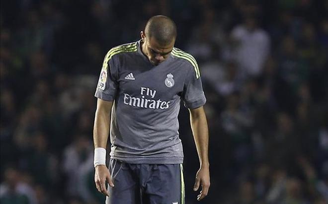 El futuro de Pepe está lejos del Bernabéu