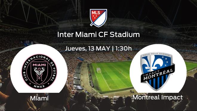 Jornada 6 de la Major League Soccer: previa del encuentro Inter de Miami - Montreal Impact