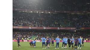 El Barça perdió la final de Copa de 2019 en Sevilla