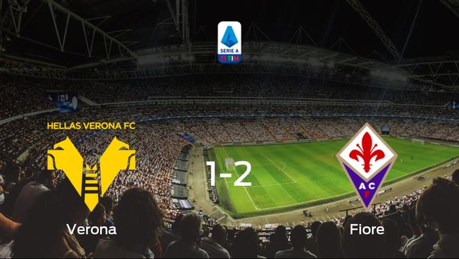 Triunfo de la Fiorentina ante el Hellas Verona (1-2)