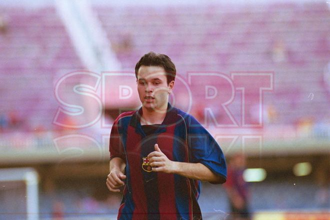 20. Andrés Iniesta 2001-02