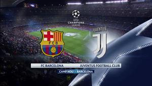 LACHAMPIONS BARÇA | Barça, 3 - Juventus, 0