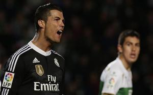 Cristiano Ronaldo vuelve a tener problemas