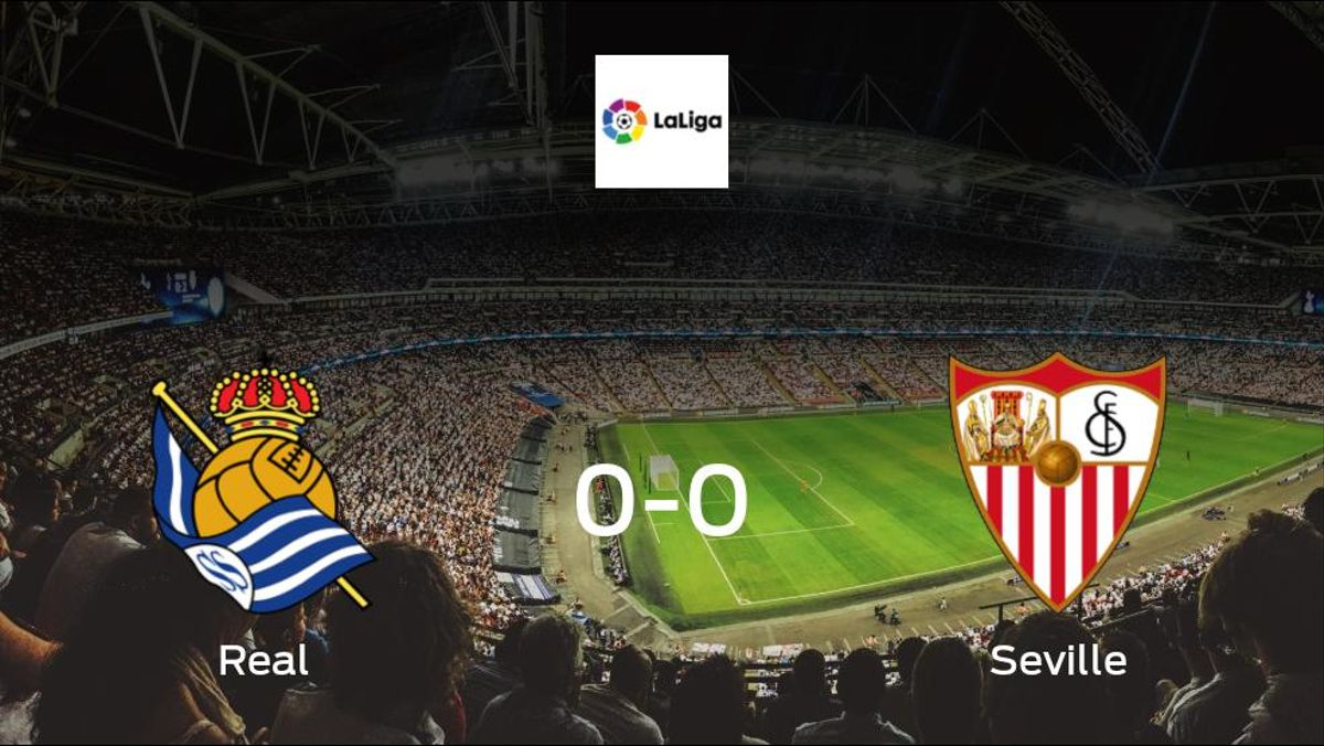 Real and Seville fail to score at the Reale Arena