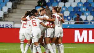 España goleó a Hungría por 0-7