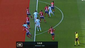 LALIGA   Celta - Atlético de Madrid (2-0): El VAR anuló el gol de Cabral