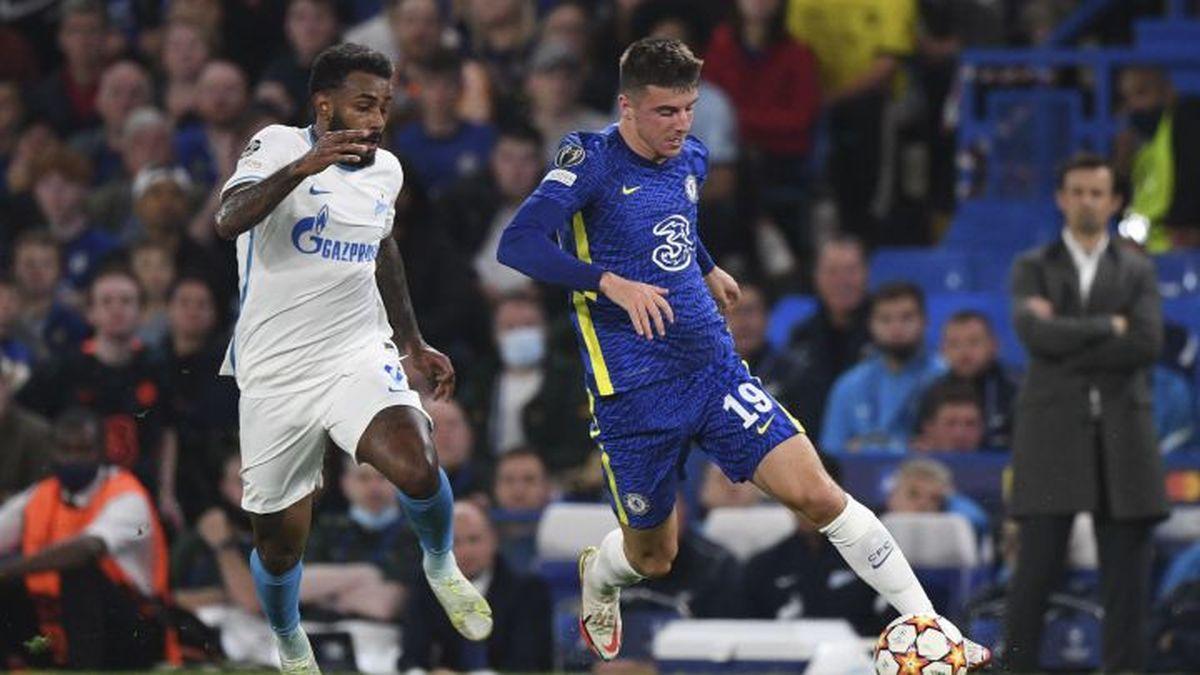 Chelsea, actuales campeones de la UCL, vencieron por la mínima al Zenit en su regreso a la competición