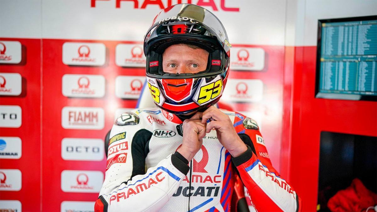 Tito Rabat no seguirá en Superbikes