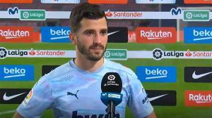 Gayà analiza el empate ante el Barça