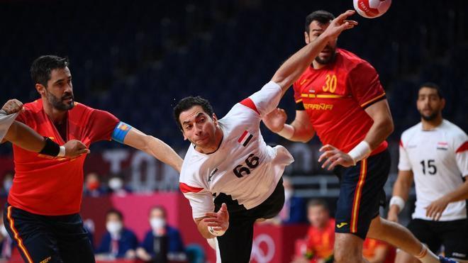 Entrerríos, en el partido por el bronce olímpico ante Egipto