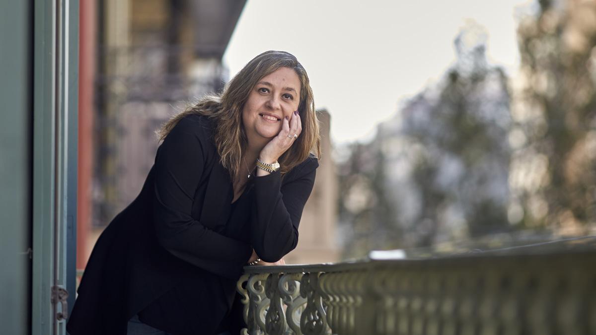Elena Fort, vicepresidenta del Área Institucional del FC Barcelona