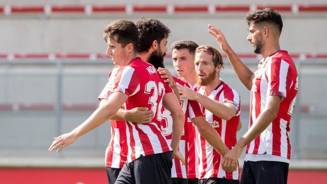 El Athletic se enfrenta al Alavés