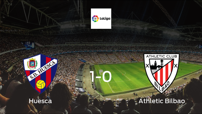 Mission accomplished for Huesca as they secure a 1-0 home win against Athletic Bilbao