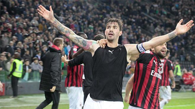 Opción Romagnoli como nuevo central zurdo para el Barça