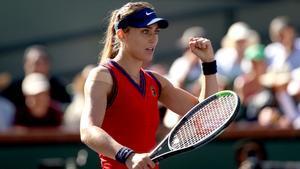 Paula Badosa ha conseguido ser la tenista que siempre había soñado